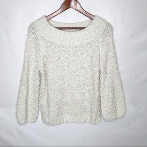 Billabong boatneck sweater